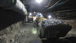 Underground operations at Kirkland Lake Gold's Macassa gold mine in Ontario. Credit: Kirkland Lake Gold.