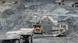 Open-pit operations at Centerra Gold's Kumtor gold mine in Kyrgyzstan. Credit: Centerra Gold.