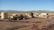 Facilities at Kerr Mines' past-producing Copperstone gold project in Arizona. Credit: Kerr Mines.