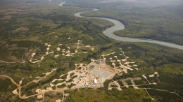 The Star-Orion South diamond project, in Saskatchewan. Credit: Shore Gold