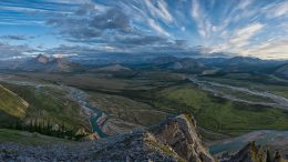 The Peel watershed in northern Yukon Territory. Credit: Protectpeel.ca