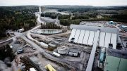 Boliden's Garpenberg zinc mine in central Sweden. Credit: Boliden.