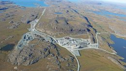 TMAC Resources' Hope Bay gold project in Nunavut. Credit: TMAC Resources.