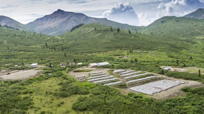 Atac Resources' Rackla gold project in the Yukon. The company hopes to grow its resources with a $13-million exploration program beginning this May. Credit: Atac Resources.