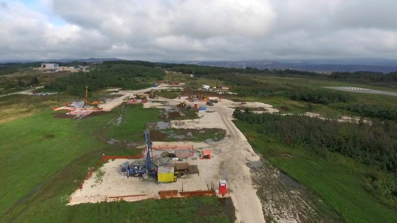 Nevsun Resources' Timok copper-gold project near Bor, Serbia. Credit: Nevsun Resources.