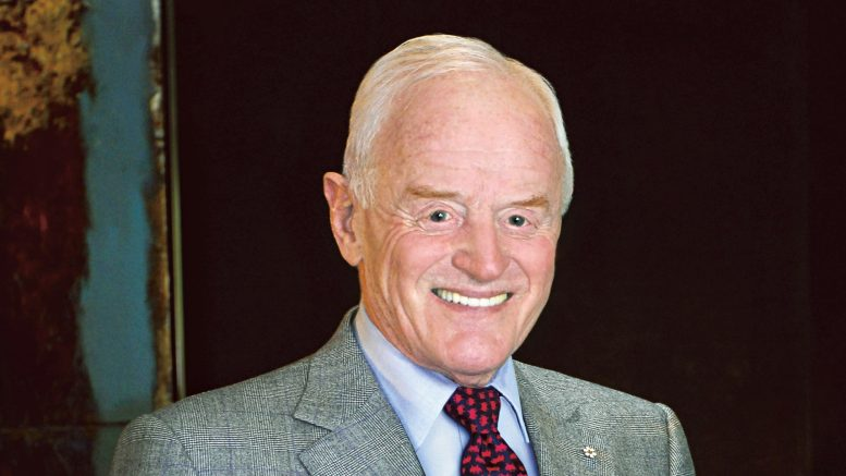 Peter Munk in 2007