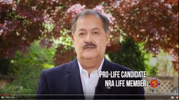 "Still from Don Blankenship's ""Ditch Mitch"" campaign ad for his U.S. Senate Republican primary campaign in West Virginia. Credit: YouTube."