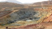 The Bisha open-pit, zinc-copper mine, 150 km west of Asmara, Eritrea. Credit: Nevsun Resources.