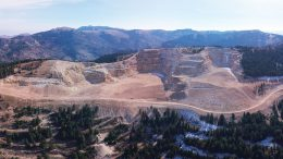 Integra Resources' past-producing Florida Mountain gold-silver project in Idaho. Credit: Integra Resources.