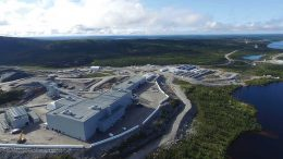Stornoway Diamond Renard diamond mine in Quebec. Credit: Stornoway Diamond.