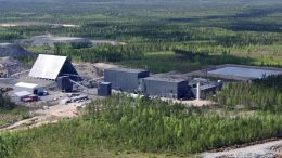 Nordic Gold's Laiva gold mine in central Finland. Credit: Nordic Gold.