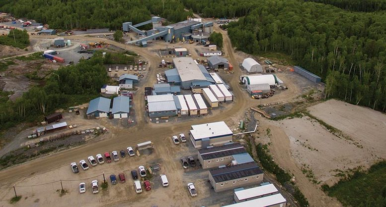 Alamos Gold's Island Gold gold mine in northern Ontario. Credit: Alamos Gold.
