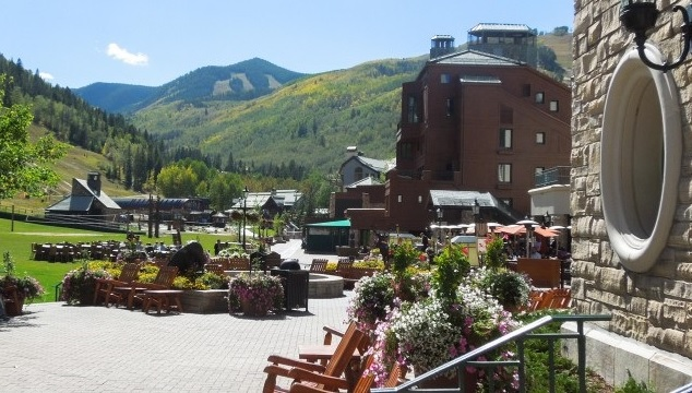 The Beaver Creek Resort in Beaver Creek, Colorado -- site of this year's Precious Metals Summit in mid-September. Credit: Precious Metals Summit.