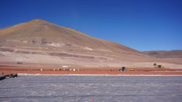 Fortuna Silver Mines' Lindero project, 260 km west of Salta City in Argentina. Credit: Fortuna Silver.