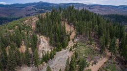 Crown Mining's Moonlight-Superior property in northeastern California. Credit: Crown Mining.
