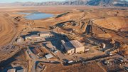 Barrick Gold's Cortez gold complex in Nevada. Credit: Barrick Gold.