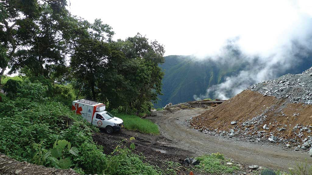 Continental Gold's Buritica gold project in Colombia. Photo by David Perri.