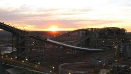 Newmont Mining's Boddington gold mine in Western Australia. Credit: Newmont Mining.