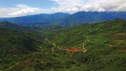 SolGold's Cascabel copper-gold project in northern Ecuador. Credit: SolGold.