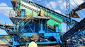 Diamcor dry screening plant