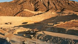 Barrick Gold's Cortez gold mine in Nevada. Credit: Barrick Gold.