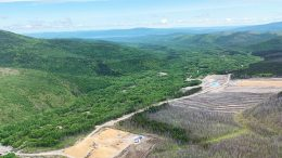 The Chulbatkan gold project in Russia's Far East. Credit: Kinross Gold.