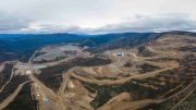 Victoria Gold Corp.'s Eagle Gold Mine will produce an average of 210,000 oz. gold per year making it the largest gold mine in Yukon history. Credit: Victoria Gold Corp.