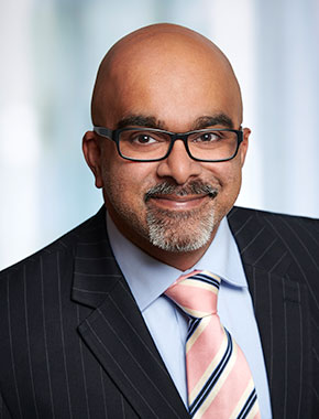 Kevin P.C.J. D'Souza, Vice President of Security, Sustainability & Environment, Centerra Gold