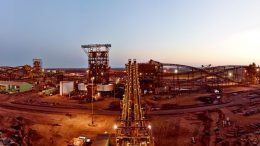 Chichester Hub, located in the heart of the iron ore rich Pilbara region. Photo Credit: Fortescue Metals Group.