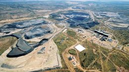 Century was the world's third largest zinc mine prior to its closure in 2016. Credit: Century Resources.