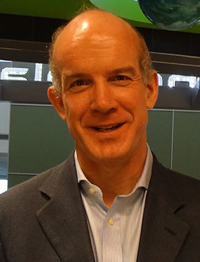 Mark Child, Chairman & CEO, Condor Gold