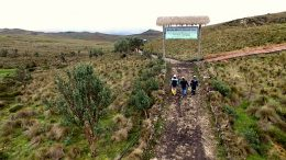Southern Ecuador bans large-scale mining