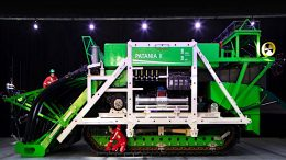 Deep-sea mining test resume as lost robot rescued