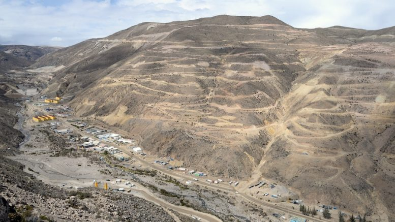 Anglo to run South America mines 100% on renewables