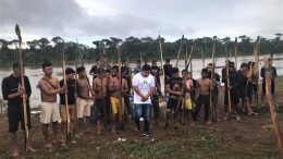 Deadly shootout in Brazil's Amazon as illegal miners enter indigenous land