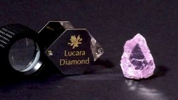 """What a """"Joy"""" — Lucara finds largest fancy pink diamond yet"""